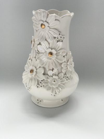 Large Bulb Vase