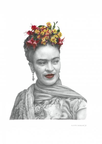 Heroines - Frida