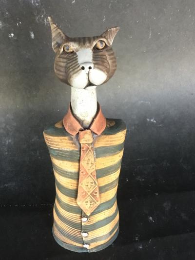 Medium Cat Bottle