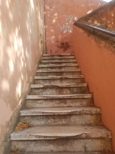 Alcantara-Terra Stairs, Lisbon