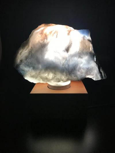 Rock Cloud Table Lamp