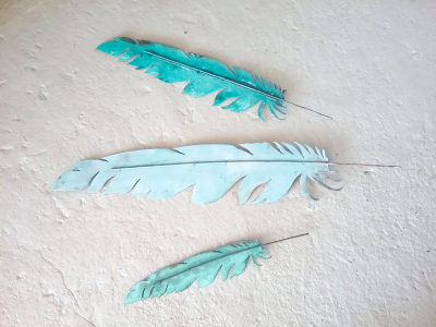Feather - Large