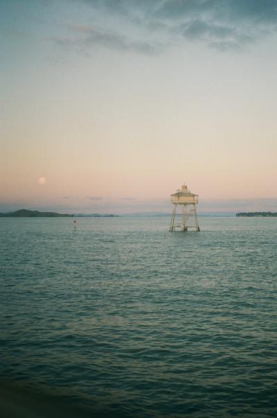 Full Moon, Lighthouse
