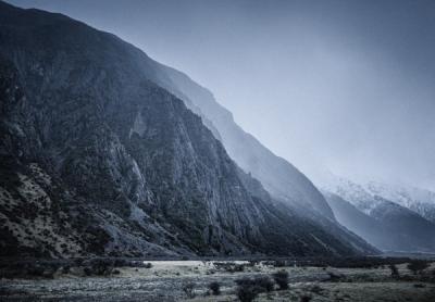 Ruataniwha Cliffs