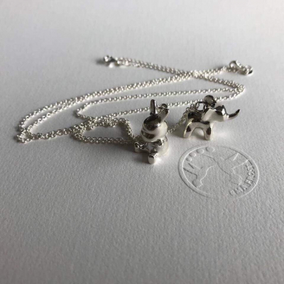 Solid Silver Jewellery