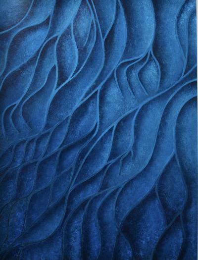 Braided Blue