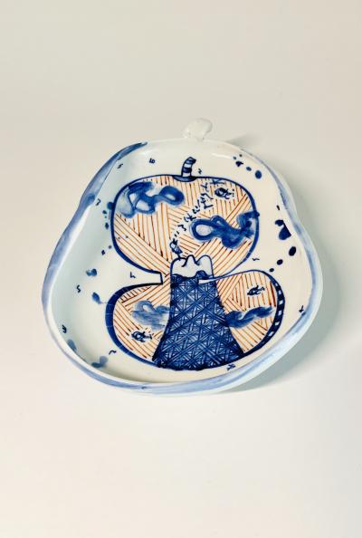 Nagasaki Red Gourd Bowl (7)