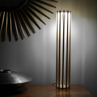 Natural Bamboo Ponga Table Lamp