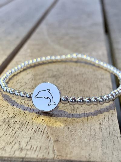 BAYA Bracelet - Silver
