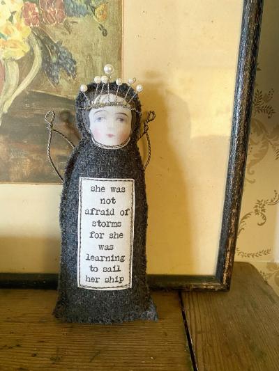 Not Afraid Queenie