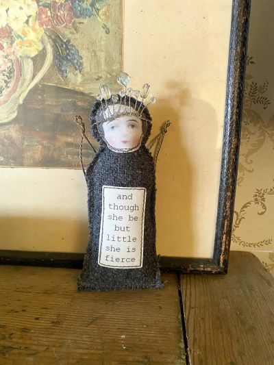 Little But Fierce Queenie