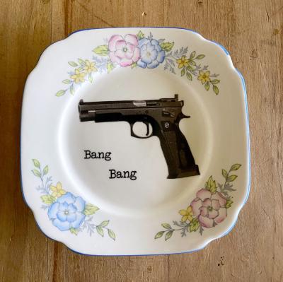 Bang Bang Plate